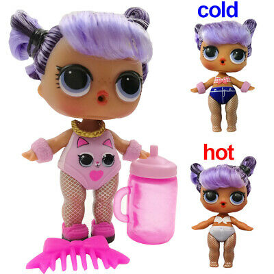 LOL Surprise Series 5 Hairgoals Daring Diva Doll Collectable Toys Color Change