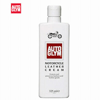 Autoglym Interior Car/Motorcycle Leather Upholstery Care Balm 325 ml