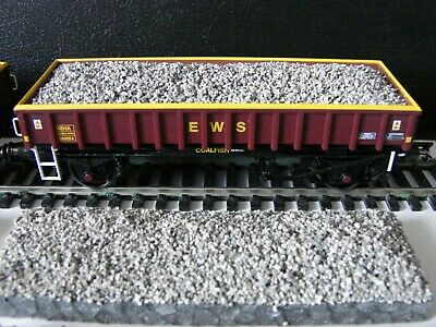 Imitation Ballast Load for OO Gauge Hornby MHA Thick Lipped Open Wagons
