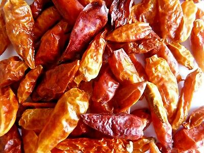 PIMENT LANGUE D'OISEAU ENTIER 25 g (whole dried bird's eye chili)