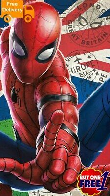 Spiderman far from home v1 textless buy1get1free