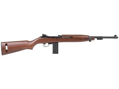 Springfield Armory M1 Carbine Semi Automatic Blowback BB Rifle CO2 .77 Cal15 Rd