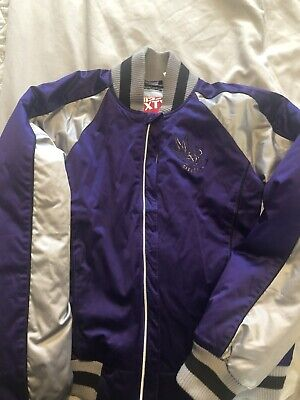 Miss Sixty Girls Bomber Jacket Age 14 But Would Also Fit Ladies Size 6