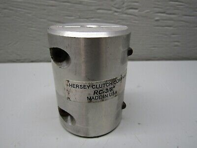 """Hersey Clutch Company RC-3/8"""" Shaft coupling"""