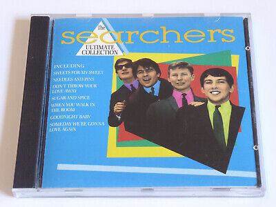 The Searchers - Ultimate Collection - CD - EXC COND Greatest Hits Very Best Of
