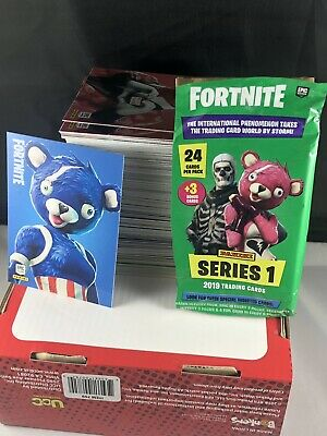 2019 Panini Fornite Trading Cards - 170+ Card Lot