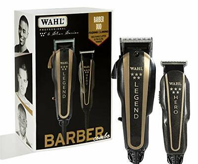 Wahl 5 Star Barber Combo Legend Clipper & Hero Trimmer 8180  BrandNew ShipsNow!
