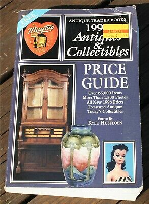 Antique Trader Books 1996 Antiques and Collectibles 65,000 items