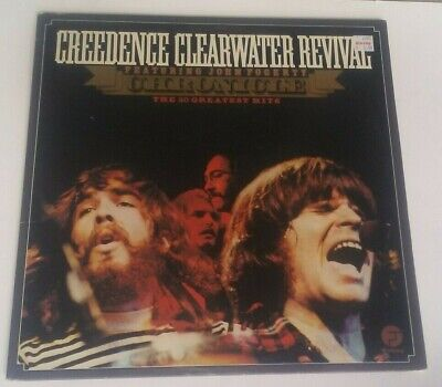 Creedence Clearwater Revival - Chronicle: 20 Greatest Hits Vinyl Record LP CCR