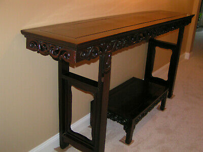 19th Century Chinese Altar Tables