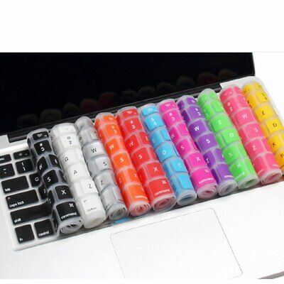 New Dustproof Silicone Film Universal Tablet Keyboard Cover Protector KT