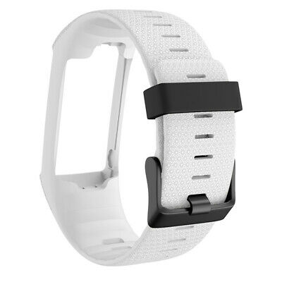 Replacement Soft Silicone Wrist Band Strap for Polar A360 A370 GPS Running Watch