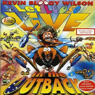 Kevin Bloody Wilson - Let Loose Live in the [New CD] Australia - Import