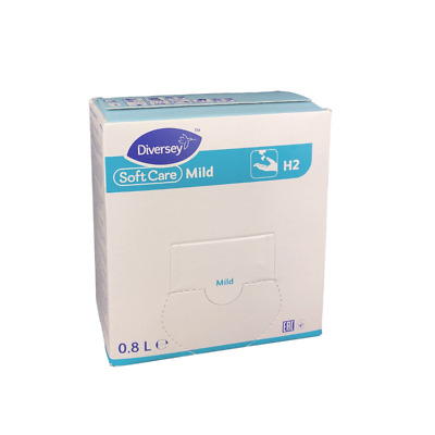 Handwaschlotion Soft Care Mild H2 800 ML for Soft Care Line Dispenser