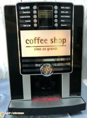 Coffee Shop Cino Xs Grande Coffee Machine Parts Only 099