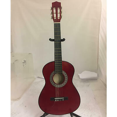 B GRADE - Tiger Red Childrens 1/2 Size Classical Guitar
