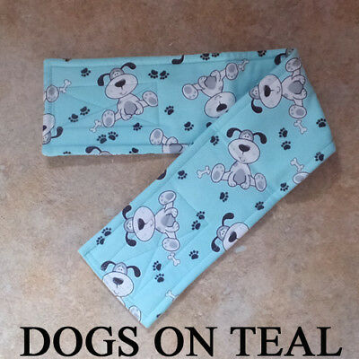 "FLANNEL Belly Bands for Male Boy Dog Waist 21-23"" XL MULTIPLE FABRICS 4 Charity"