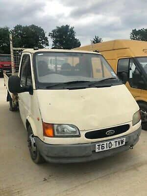 1999 T Ford Transit pick up van truck 2.5 diesel smiley classic