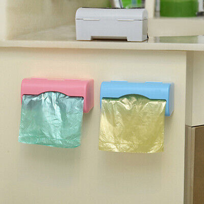 Trash Bags Storage Box Wall-mounted Storage Box Garbage Container Kitchen Tools