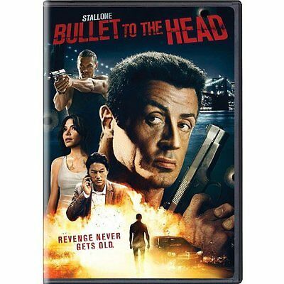 Bullet to the Head (DVD, 2013, Widescreen) NEW