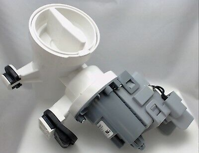 WPW10730972 - Washer Motor & Pump for Whirlpool