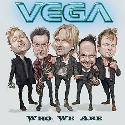 Vega - Who We Are [CD New]