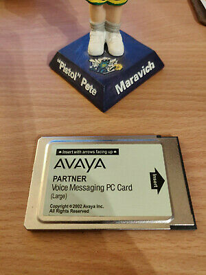 AT&T Avaya Partner ACS Voice Messaging Large PC Card  CWD4B  700226525
