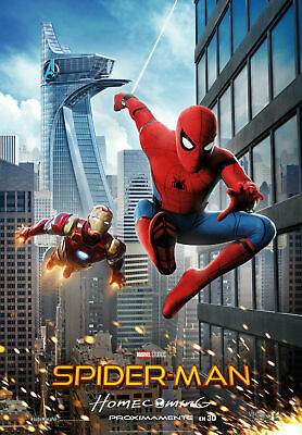 242330 Spider-Man Homecoming Movie Wall Print Poster Fr
