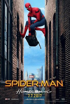 242302 Spider-Man Homecoming Movie Wall Print Poster Fr