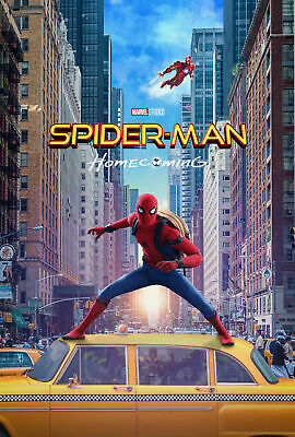 241994 Spider-Man Homecoming Movie Wall Print Poster Fr