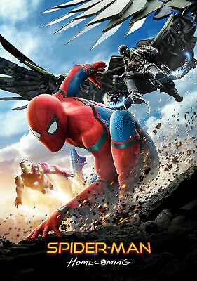 241967 Spider-Man Homecoming Movie Wall Print Poster Fr