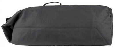 Army GI Military Duffel Bag – Canvas Top Load Duiffle Easy Carry- XL Black