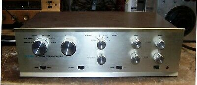 Dynaco PAS 3 Tube Preamp Upgraded Telefunken Mullard Nice Sounding Ready!