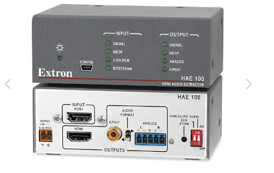Extron HAE-100 Audio Extractor HDMI