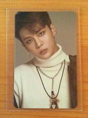 ATEEZ Treasure EP.2: Zero to One Jongho Official Photocard - US Seller!