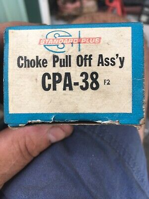 Standard Motor Products CPA38 Choke Pulloff Carbureted