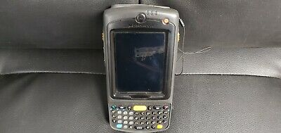 Motorola MC75A0 Laser Barcode Scanner PDA WiFi Camera