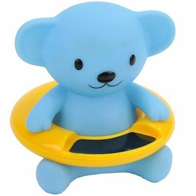 Baby Bath Thermometer LED Temperature Tester Display Floating Cute Bear NK