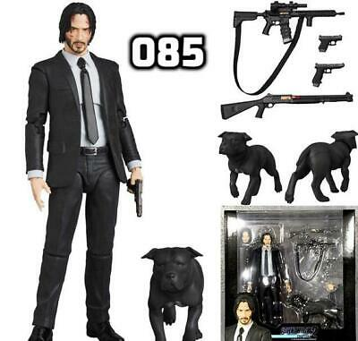 John Wick Action Figure Collection Model 2019 New Arrival In Box 17cm Kids Toy