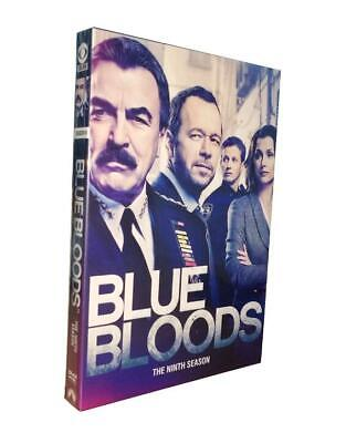 BLUE BLOODS season 9 (DVD, 2019, )brand new Free shipping