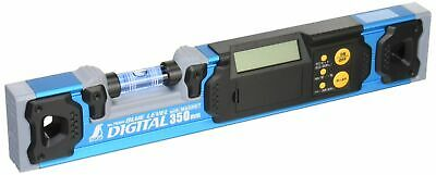 Shinwa Measurement Blue Level Digital 350mm With Magnet 76344 From Japan F/S