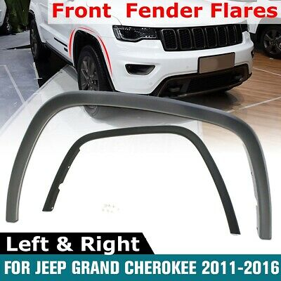 CH1291106 Fender Flare Set for Jeep Grand Cherokee 2011-2015 New CH1290106