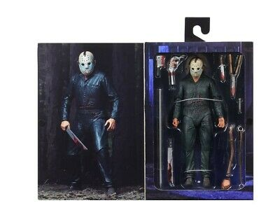 """Friday the 13th Part 5 Ultimate Roy Burns 7"""" figure (NECA) - OFFICIAL PREORDER"""