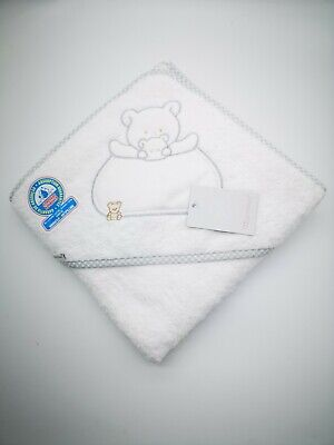 personalised SPANISH PINK  Beautiful Embroidered Baby Hooded Towel  100% QUALITY