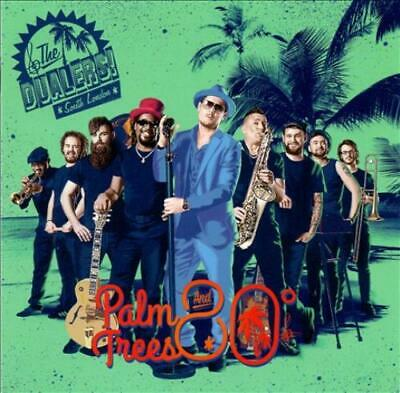 Dualers, The - Palm Trees And 80 Degrees Used - Very Good Cd