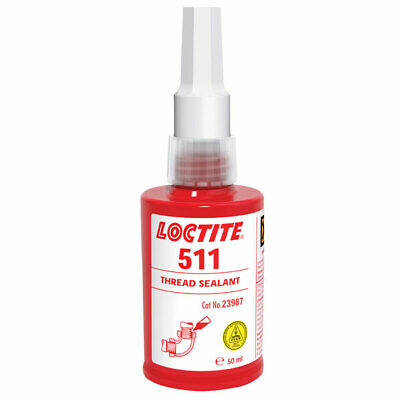 Loctite 234257 511 Low Strength Fast Cure Pipeseal 50ml
