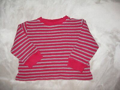 Adorable Boys' Gymboree Red Long-Sleeved Waffle Knit Shirt - Size 3 - Must see!