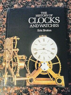 The History of clocks and watches, Eric Bruton 1989