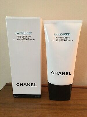 727f948c CHANEL LA MOUSSE ANTI-POLLUTION CLEANSING CREAM-TO-FOAM 150ml BRAND ...