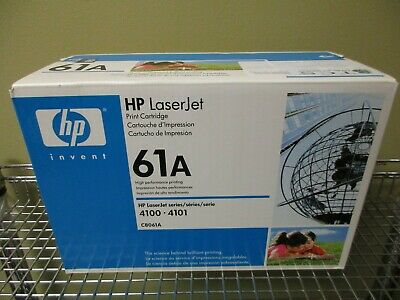 HP C8061A 61A Genuine Toner Cartridge NEW BUY NOW